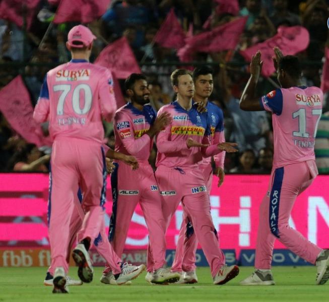 Rajasthan Royals IPL Indian Premier League Expo 2020 Dubai Sponsors