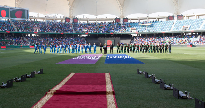 Asia Cup India vs Pakistan Asian Cricket Council Dubai Stadium Venue