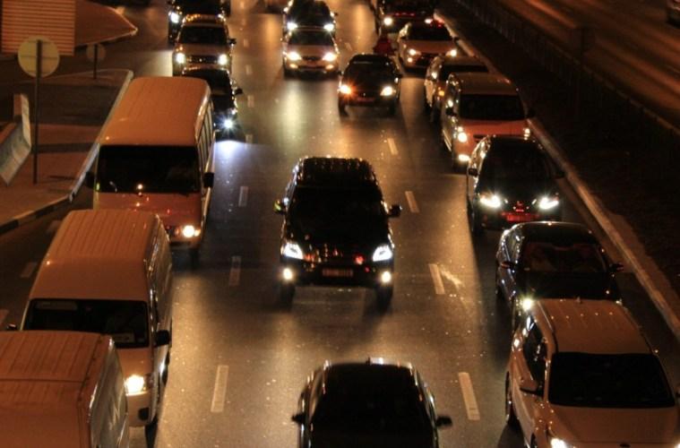 Mumbai Dubai Traffic Police Video Viral Noise Pollution Prank