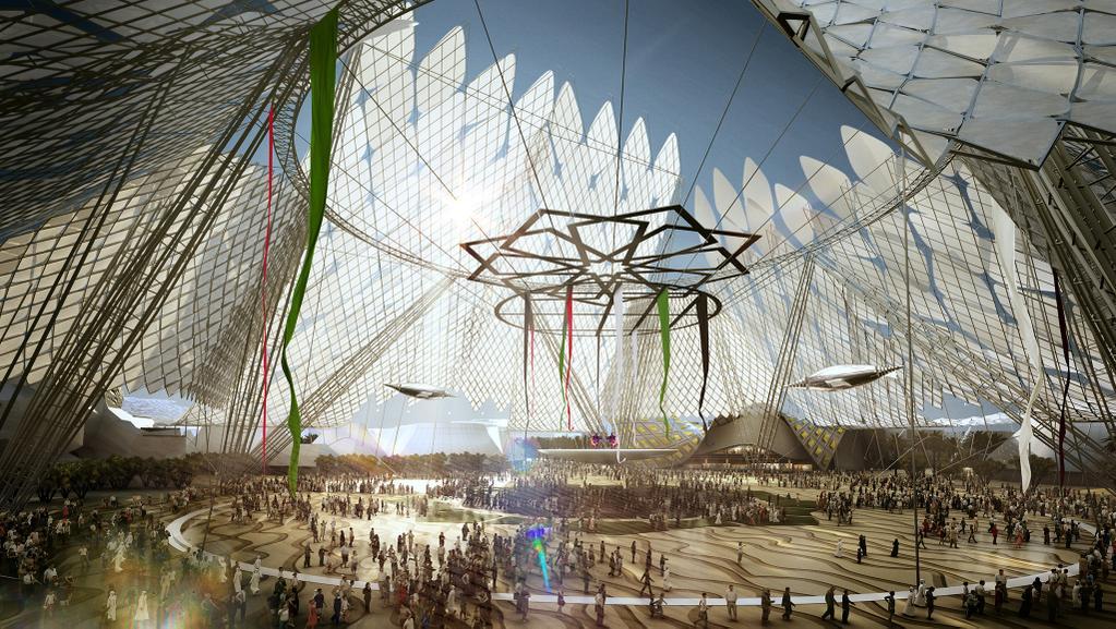 Expo 2020 Coronavirus Postponement delay one year