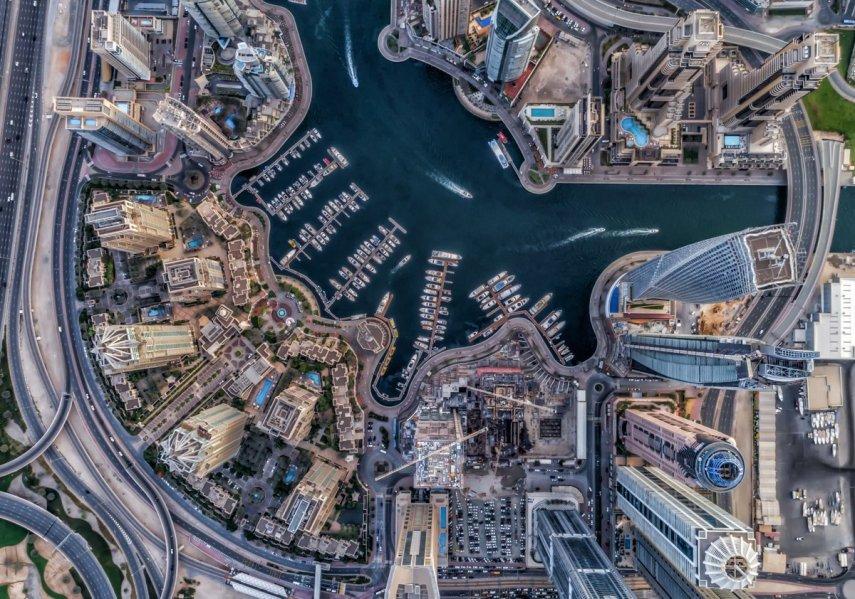 Dubai UAE millionaires 2019 Knight Frank report wealth