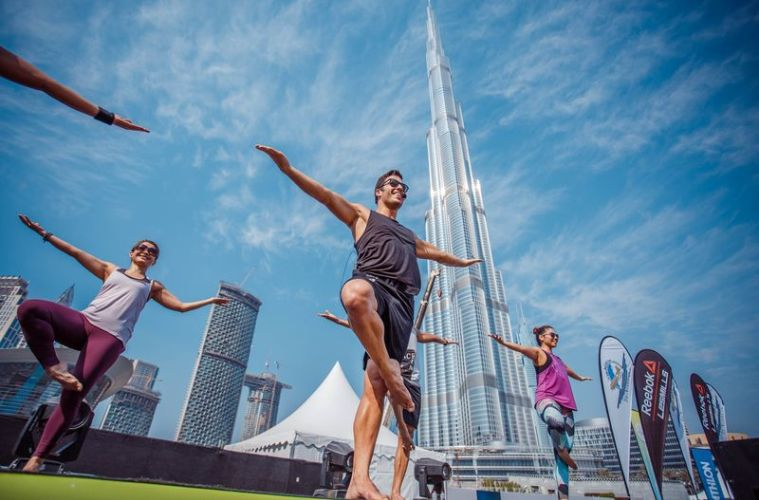 Yasmine Salaam Long Distance Running Runner Athlete Fitness Marathon