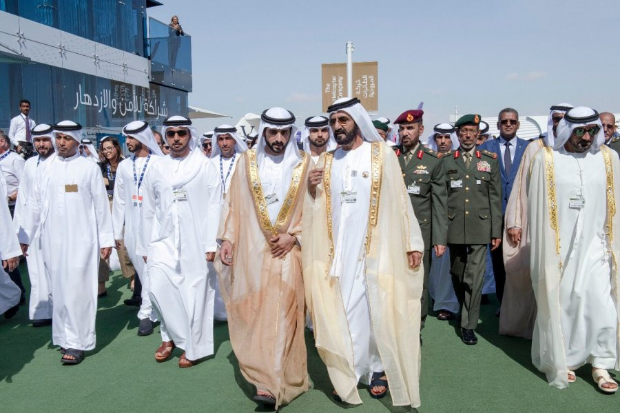 Sheikh Hamdan Volunteering Initiative Your City Needs You Campaign Crown Prince