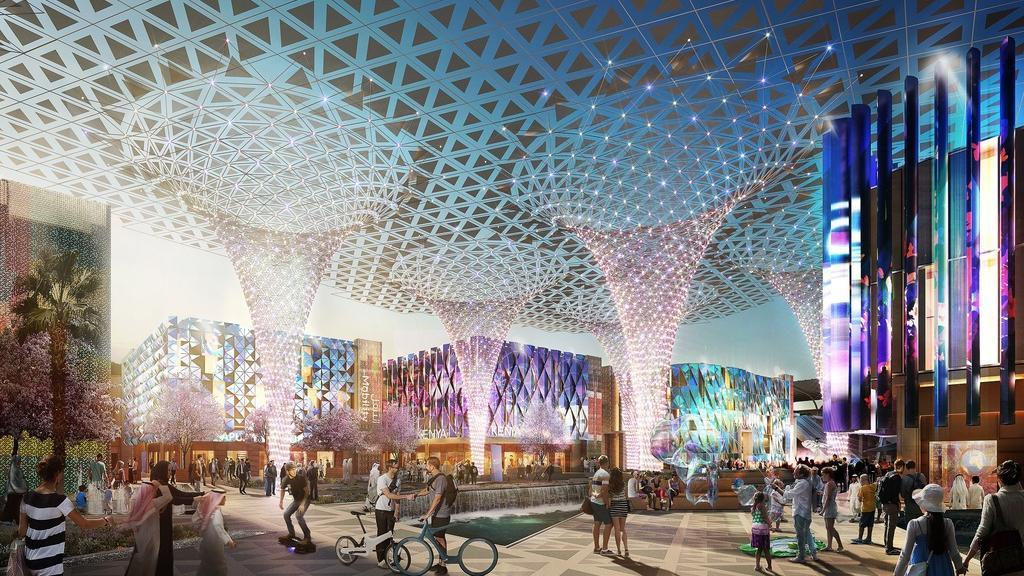 Expo 2020 Delay Postponement 2021 October Sheikh Ahmed bin Saeed Al Maktoum