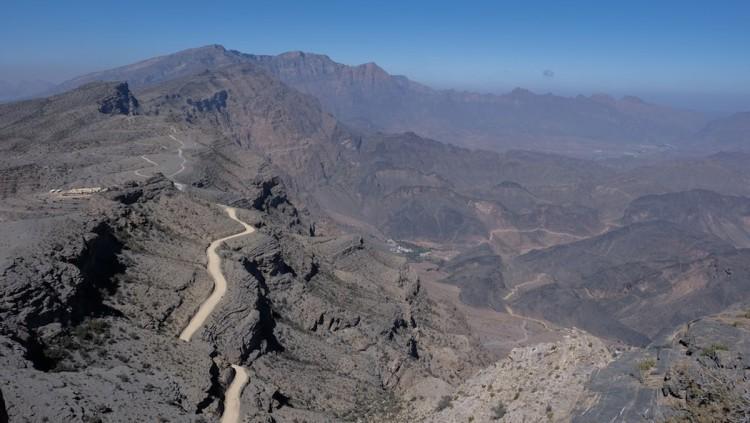 Jebel Jais Ras Al Khaimah trekkers hikers police civil defence rescue