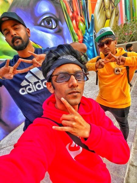 Jaanch Lo Rap Scene Dubai UAE community Vikyath Poojary Zee Music Company Shilla050