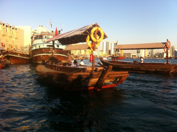 Dubai RTA Roads And Transport Authority Abra boat biofuel biodiesel