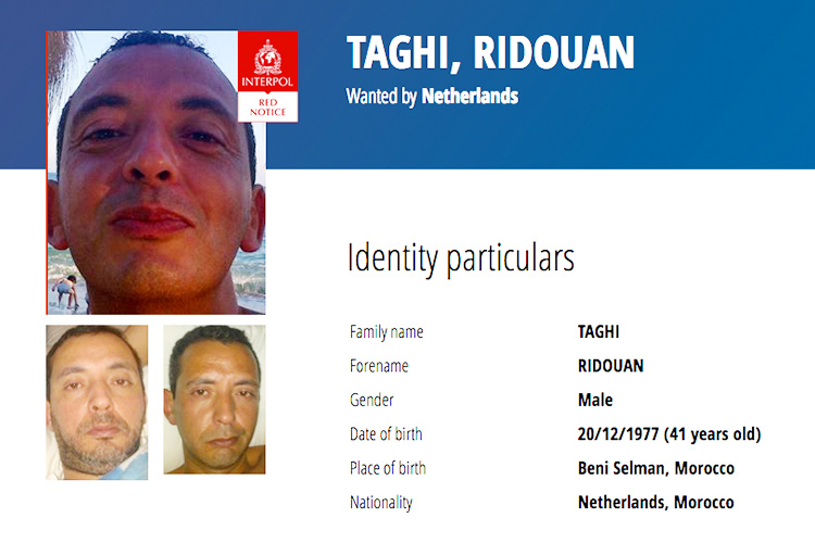 Dubai Police arrest Nordin EH wanted criminal