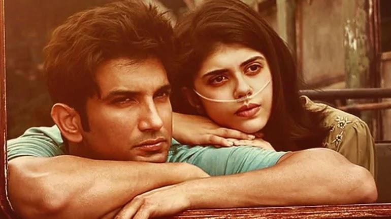 Dil Bechara Disney + Hotstar Sushant Singh Rajput release premier IMDb votes best highest rated movie Bollywood