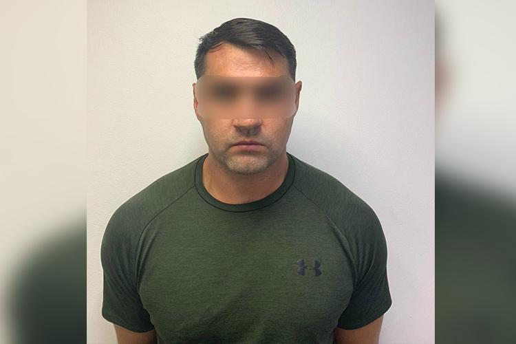 Dubai Police catch arrest imprisonment Craig Martin drug trafficking in UAE for life clin gunn