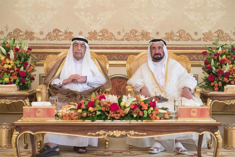 Sheikh Ahmed Bin Sultan Al Qasimi Sharjah Deputy Ruler Sheikh Dr. Sultan bin Mohamed Al Qasimi oil and gas condolences sheikh mohammed bin rashid al maktoum sheikh mohamed bin zayed al nahyan abu dhabi crown prince uae