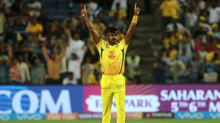 KM Asif Chennai Super Kings CSK Cricket IPL Dubai Abu DhabI Sharjah success story inspiration Kerala Syed Ali Mushtaq trophy debut