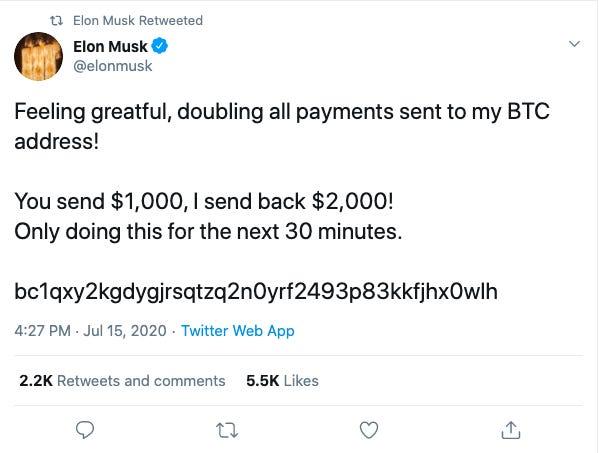 Narendra Modi Twitter hacked Keanu Reeves John Wick Joe Biden Barack Obama Elon Musk