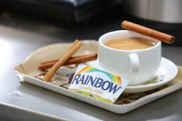Rainbow Milk Support Karak Masters Tea Chai Heartwarming viral ad video Dubai United Arab Emirates