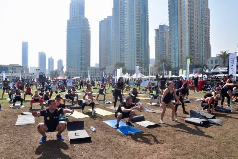 Dubai Fitness Challenge Sheikh Hamdan Crown Prince Dubai Run fitness wellbeing app 2020 edition social distancing virtual