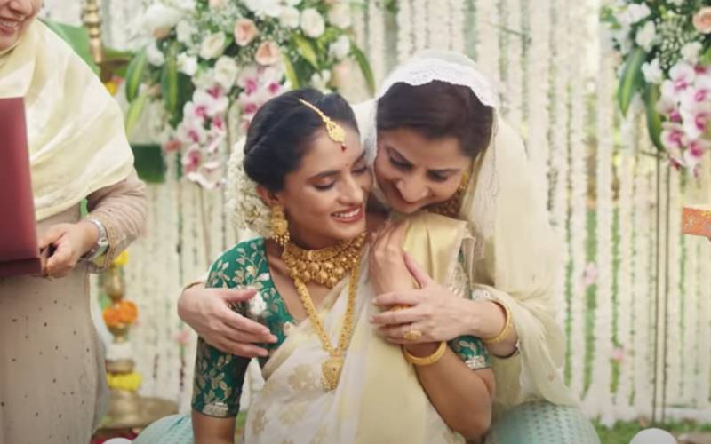 Tanishq india jewellery ad advertisement commercial controversy