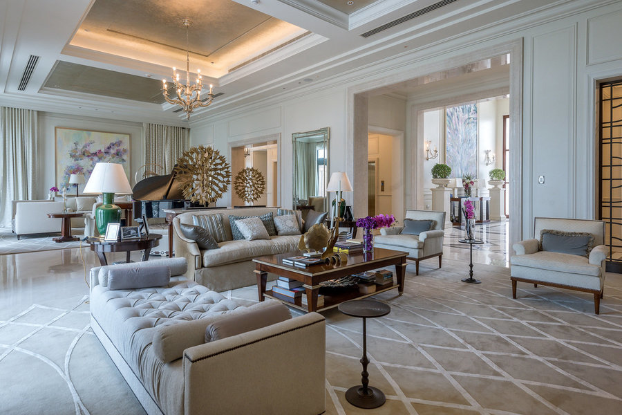 Dubai Hills Al Barsha South community record real estate Sotheby's sale for AED 75 million Property house